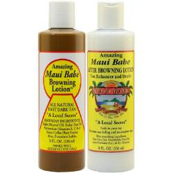 Maui Babe Tanning Pack